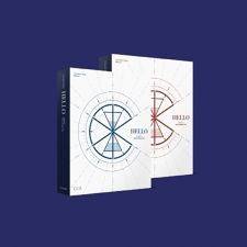 CIX - Hello Chapter 3. Hello, Strange Time - EP Album Vol.3