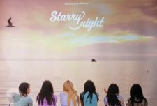 Poster Officiel - Momoland - Starry Night - Version 2
