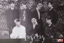 Poster Officiel - VICTON - Mayday - Version M'aider