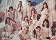 Poster Officiel - WJSN (Cosmic Girls) - Neverland - Version 1