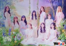 Poster Officiel - WJSN (Cosmic Girls) - Neverland - Version 3