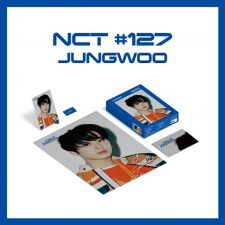 Puzzle Package - Jungwoo (NCT 127) - The Final Round