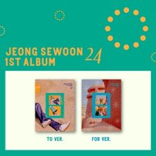 Jeong Sewoon - 24 - Album Vol.1