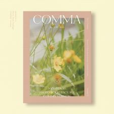 MONSTA X - 2020 Photobook [COMMA]