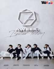 Poster Officiel - AWEEK - Better Today