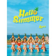 APRIL - Hello Summer - Summer Special Album