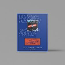 [ KIT VIDEO ] SUPER JUNIOR WORLD TOUR - SUPER SHOW 8 : INFINITE TIME