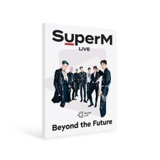 SuperM - Beyond the Future : BEYOND LIVE BROCHURE