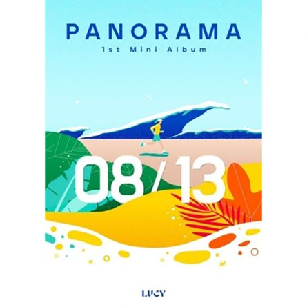 LUCY - Panorama - Mini Album Vol.1