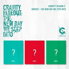 CRAVITY - SEASON2 HIDEOUT : THE NEW DAY WE STEP INTO