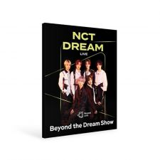 NCT DREAM - Beyond the Dream Show : BEYOND LIVE BROCHURE