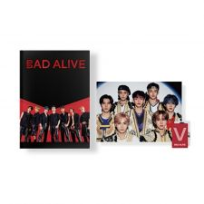 WayV - Bad Alive - Photo Story Book
