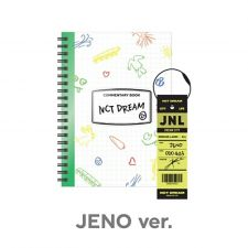 NCT DREAM - NCT LIFE : Dream in Wonderland - Commentary Book (Jeno)