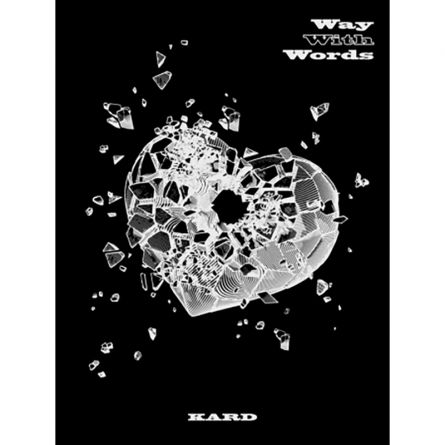 KARD - Way With Words - Single Album Vol.1