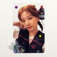 Carte transparente - Seulgi (Red Velvet) [B-027]