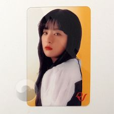 Carte transparente - Seulgi (Red Velvet) [C-034]