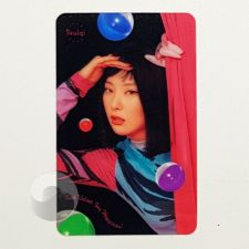 Carte transparente - Seulgi (Red Velvet) [C-038]