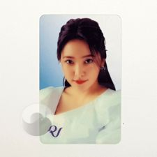 Carte transparente - Yeri (Red Velvet) [D-044]