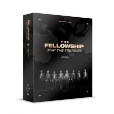 ATEEZ - ATEEZ WORLD TOUR THE FELLOWSHIP : MAP THE TREASURE SEOUL - DVD (2 DISC)
