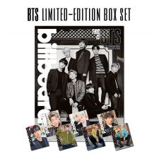 BTS - Billboard Korea Magazine BOX SET