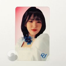 Carte transparente - Wendy (RED VELVET) [D-048]