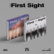 WEi - IDENTITY : First Sight - Mini Album Vol.1