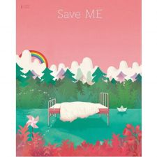 BTS - GRAPHIC LYRICS - Save ME Vol.2