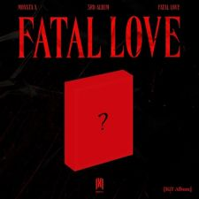 [ KIT ] MONSTA X - Fatal Love - Album Vol.3