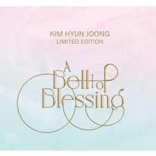 Kim Hyun Joong - A Bell Of Blessing - Album (Limited Edition)