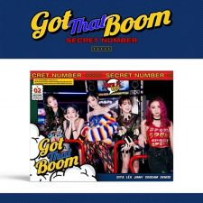 SECRET NUMBER - Got That Boom - Single Album Vol.2