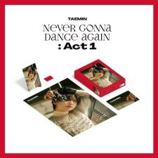 Puzzle Package - Taemin (SHINee) - Never Gonna Dance Again : ACT 1