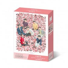 Puzzle Package - BTS - Jigsaw Puzzle World Tour Poster : SPEAK YOURSELF