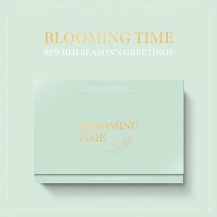 SF9 - Blooming Time - 2021 Season's Greetings