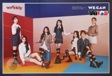 Poster Officiel - Weeekly - We Can - Mini Album Vol.2 - Ver. Orb