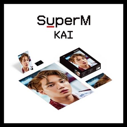 Puzzle Package - Kai (SuperM) - Super One