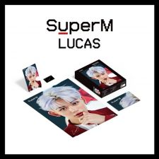 Puzzle Package - Lucas (SuperM) - Super One
