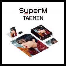 Puzzle Package - Taemin (SuperM) - Super One
