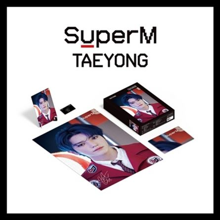 Puzzle Package - Taeyong (SuperM) - Super One
