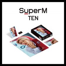 Puzzle Package - Ten (SuperM) - Super One