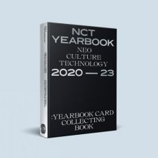 NCT - NCT YEARBOOK - Card Collecting Book