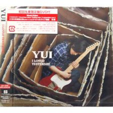 YUI - I Loved Yesterday - CD+DVD