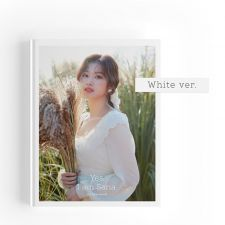 SANA - Yes, I Am Sana - 1st Photobook (White Ver.)