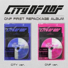 ONF - CITY OF ONF - Repackage Album Vol.1