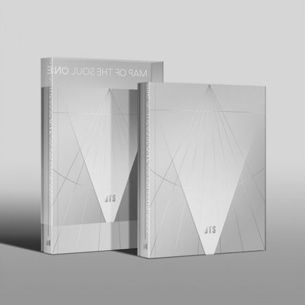 BTS - MAP OF THE SOUL ON:E CONCEPT (CLUE VER) - PHOTOBOOK