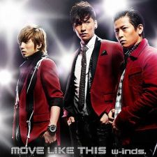 W-inds. - Move Like This